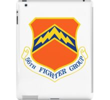 56th Fighter Wing Shield iPad Case/Skin