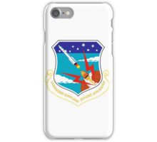 704th Strategic Missile Wing  iPhone Case/Skin