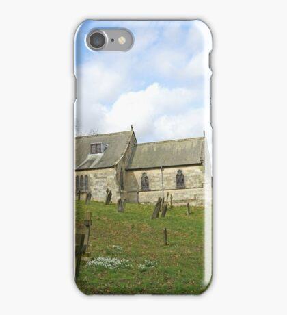 Kirby Underdale Church iPhone Case/Skin