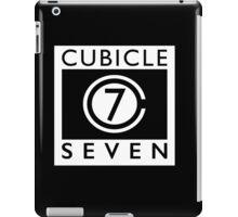 Cubicle 7  iPad Case/Skin
