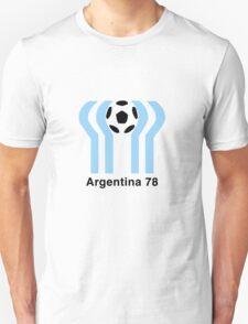 Argentina 78 Unisex T-Shirt