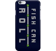 Fish Can Roll - Nuclear Throne iPhone Case/Skin