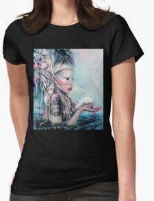 Yolandi The Rat Mistress  Womens Fitted T-Shirt