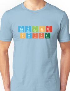 Taylor Swift Periodic Table T-Shirt