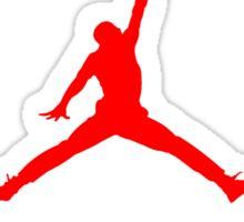 Michael Jordan MVP Sticker