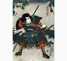 Kunisada Utagawa - Hashiba Hisakichi - Circa 1860 - Woodcut Unisex T-Shirt