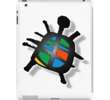 peace turtle iPad Case/Skin