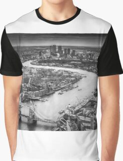 London From Above  Graphic T-Shirt