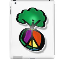 tree peace iPad Case/Skin