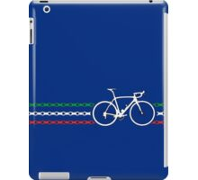 Bike Stripes Italy - Chain iPad Case/Skin