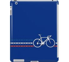 Bike Stripes France - Chain iPad Case/Skin
