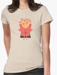 Nospotatu Womens Fitted T-Shirt
