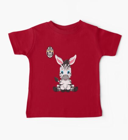Juventus Fc Baby supporter Baby Tee