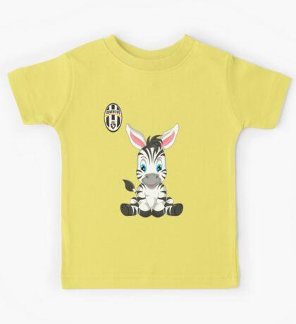 Juventus Fc Baby supporter Kids Tee