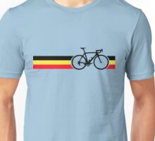 Bike Stripes Belgian National Road Race Unisex T-Shirt