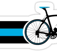 Bike Stripes Team Sky Sticker