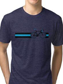 Bike Stripes Team Sky Tri-blend T-Shirt