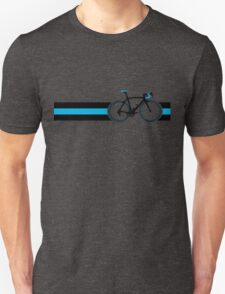 Bike Stripes Team Sky Unisex T-Shirt