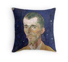 1888-Vincent van Gogh-Eugene Boch-45x60 Throw Pillow