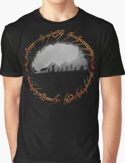 The Lord of The Rings Graphic T-Shirt