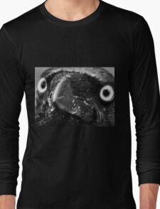 crow 3 Long Sleeve T-Shirt