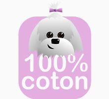 100% Coton de Tulear Unisex T-Shirt