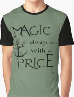 Once upon a time-quote Graphic T-Shirt