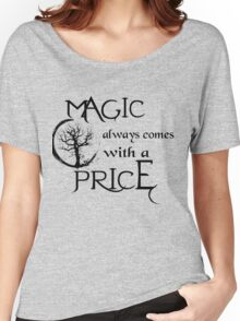 Once upon a time-quote Women's Relaxed Fit T-Shirt