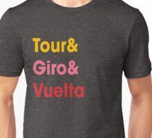 Grand Tours v3 Unisex T-Shirt