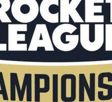 Rocket League Champion Ship Series Sticker