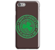 ST PATRICKS DAY iPhone Case/Skin