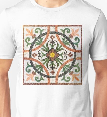 Palais Garnier Mosaic Unisex T-Shirt