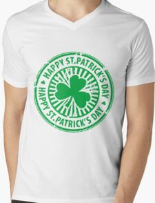 ST PATRICKS DAY Mens V-Neck T-Shirt