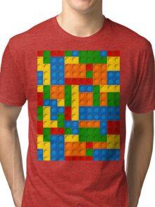 plastic blocks Tri-blend T-Shirt