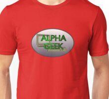 Alpha Geek Unisex T-Shirt