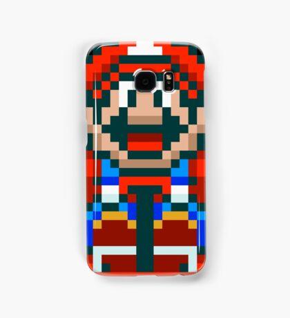 Super Mario Kart Victory Samsung Galaxy Case/Skin