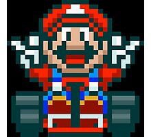 Super Mario Kart Victory Photographic Print