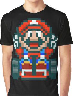 Super Mario Kart Victory Graphic T-Shirt