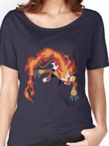 Infernape Women's Relaxed Fit T-Shirt