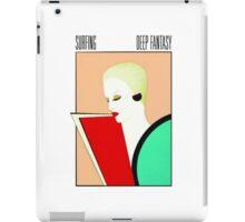 S U R F I N G - Deep Fantasy iPad Case/Skin
