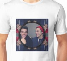 Dolan twins smiling Unisex T-Shirt