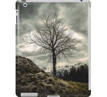 Against the Wind iPad Case/Skin