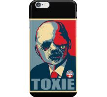 TOXIC AVENGER FOR PRESIDENT - VOTE TOXIE iPhone Case/Skin
