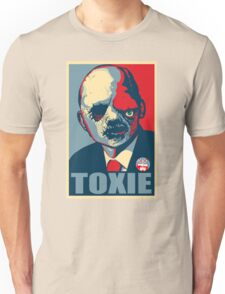 TOXIC AVENGER FOR PRESIDENT - VOTE TOXIE Unisex T-Shirt
