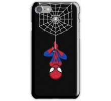 Spider on a shirt iPhone Case/Skin