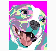 Pitbull art Unisex T-Shirt
