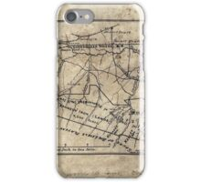 155 Kennedy iron lands 4 500 acres iPhone Case/Skin