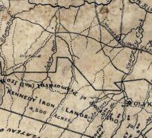 155 Kennedy iron lands 4 500 acres Sticker
