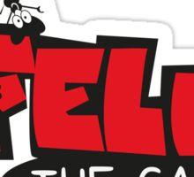 Felix The Cat Sticker