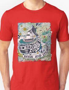Deep blue sea.. Unisex T-Shirt